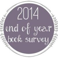 The time it was the end of the year book survey  {2}