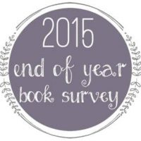 The time it was the end of the year book survey {3}