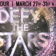 The time it was about Defy the Stars