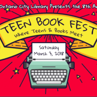 The time it was about Ontario Teen Book Fest {6}