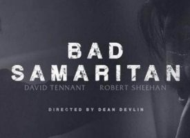 The time it was about Bad Samaritan