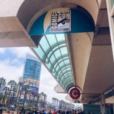 The time it was about SDCC 2019
