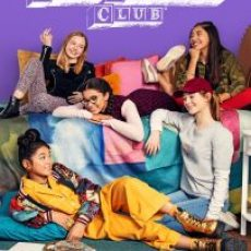 The time it was about The Babysitters Club