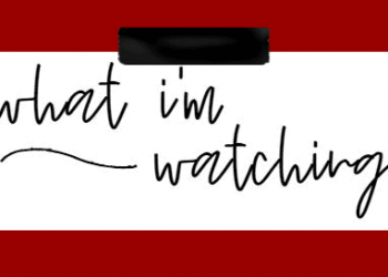 The time it was about what I'm watching {5}